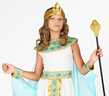 SPLENDIDA teatrali oro ali Romano Egiziano Greco Costume Dlx Ali